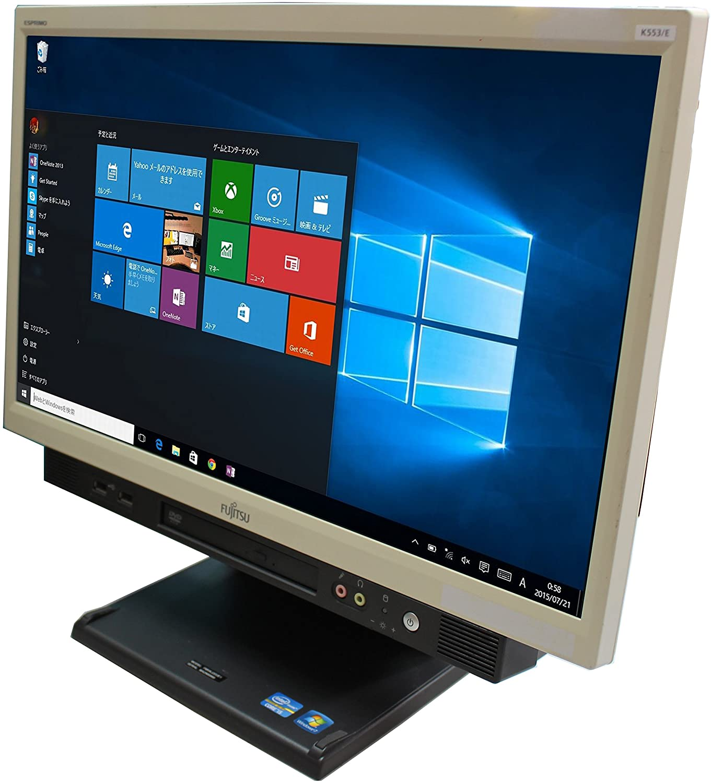 パソコン, デスクトップPC Microsoft Office 2019Win 1023HD K553i5 2.5GHz:4GBHDD:250GBDVD
