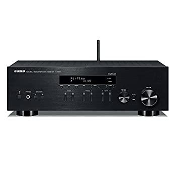 【中古】ヤマハ ネットワークレシーバー ワイドFM/AMチューナー/Wi-Fi/Bluetooth/ハイレゾ音源対応 ブラック R-N303(B)