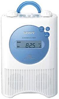 【中古】SONY CDラジオ 防滴仕様 ブルー ICF-CD74/L [並行輸入品]