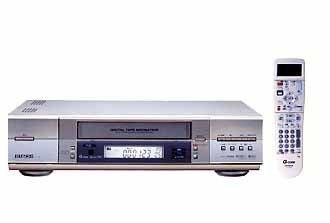 家電, その他 (HITACHI) D-VHS DT-DR1 VHSS-VHS