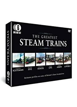 產品詳細資料,日本Yahoo代標 日本代購 日本批發-ibuy99 CD、DVD DVD 【中古】素晴らしい蒸気機関車 / The Greatest Steam Locomotives コ…