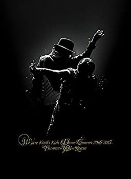 DVD, その他 We are KinKi Kids Dome Concert 2016-2017 TSUYOSHI YOU KOICHI() DVD