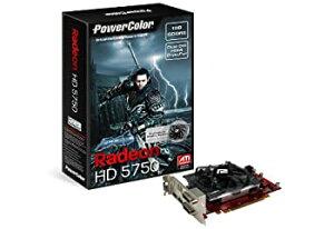 【中古】PowerColor AX5750 1GBD5-PDH Radeon HD 5750 1GB 128-Bit GDDR5 PCI Express Video Card