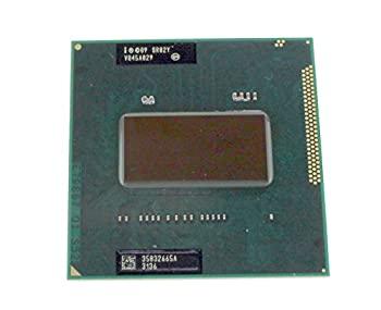 中古 IntelCorei7???2630qm2630?Msr02yモバイルCPUプロセッサーソケットg2?pga988b2.
