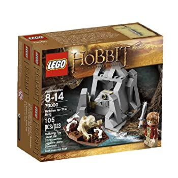 【中古】レゴ ホビット☆ リングのためのなぞなぞ - The Hobbit Riddles for The Ring 並行輸入品画像