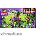 【中古】レゴ (LEGO) フレンズ ツリーハウス 3065