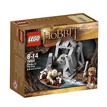 【中古】レゴ (LEGO) ホビット 指輪をかけたなぞなぞ 79000画像
