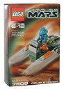 【中古】Lego Life on Mars Set #7308 Double Hover