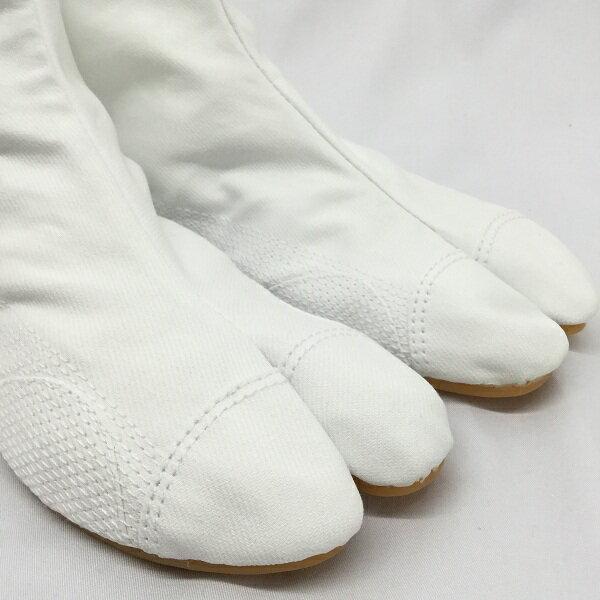 地下足袋 祭足袋【丸五】 祭りたび 縫付5枚 22.5~27cm・28cm  5枚コハゼ 【 白 】 祭り衣装 祭り用品 じかたび