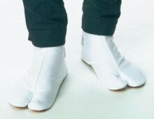 あす楽対応!祭用雪駄&地下足袋を驚きの価格でご提供!祭/地下足袋【あす楽】ゴム底祭足袋 4枚...