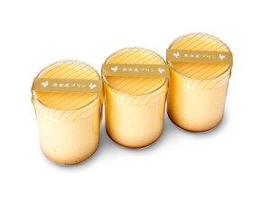 新鮮な名古屋コーチン地鶏の卵をたっぷり使用した贅沢なプリンです【クール便】名古屋プリン3個...