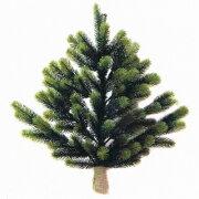 壁掛けクリスマスツリーNEW・PLASTIFLOR社・約60cm