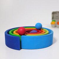 グリムス・アーチレインボー・サンセットSunset【送料無料】木のおもちゃラッピング無料出産祝い2歳3歳4歳おもちゃ