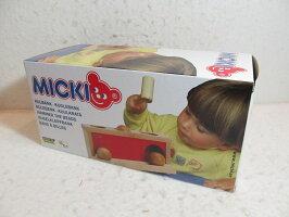 【あす楽対応】ノックアウトボールNEW【送料無料】木のおもちゃハンマートイ叩くおもちゃ【楽ギフ_包装】【楽ギフ_メッセ入力】【楽ギフ_のし宛書】MICKI社ラッピング無料1歳2歳3歳誕生日プレゼント