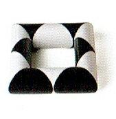 ネフ社の積み木【あす楽対応】【送料無料】エリプソ(白黒)Ellipso積木