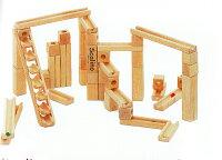 スカリーノ3【遊び方説明書付き】【送料無料】木のおもちゃ・玉の塔
