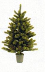 クリスマスツリー90cm・NEW・PLASTIFLOR社【日曜・祝日以外即日発送可能分【送料無料】