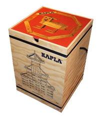 知育玩具【6月30日までポイント10倍】【あす楽対応】カプラ280「カプラの絵本」とカラーカプラ6枚付き積み木Kapla送料無料