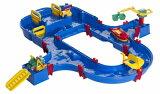 知育玩具【送料無料】カナルロック・NEWドックセット(アクアプレイ) AQ520【平日は即日発送可能】水遊び 運河