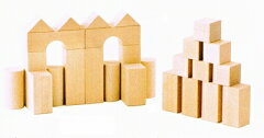 【送料無料】木のおもちゃ・HABAブロックス・スターターセット・小・ハバ社 積み木