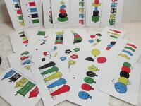 ゲーム・スピードカップスカードゲーム絵合わせ