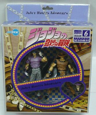 壽屋 ARTFX ジョジョの奇妙な冒険 6.ジョセフ・ジョースター& ホル・ホース