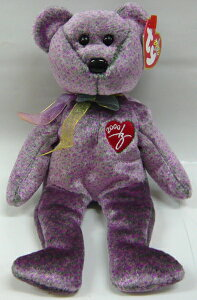 Tyぬいぐるみ The Beanie Babies Collection 【2000 Signature Bear】