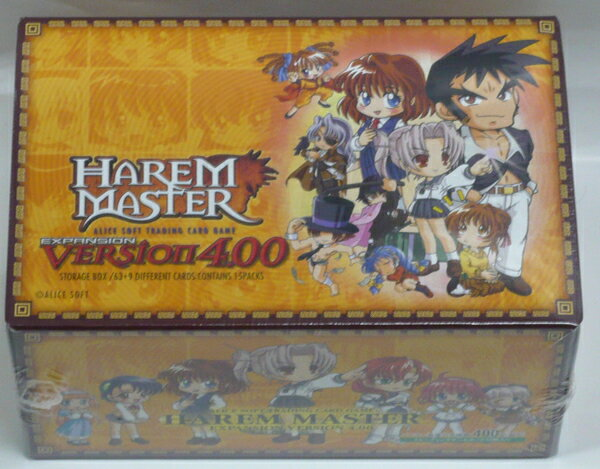 トレーディングカード・テレカ, トレーディングカードゲーム  Ver.4.00 BOX15