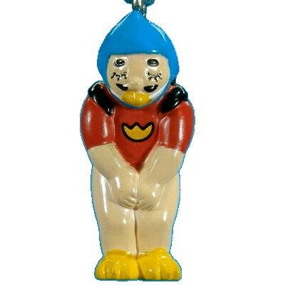 【中古】 ユージン ペンギンの問題フィギュアキーチェーンの問題2 面白大変身編 SP.渡辺ゴードン(ベッカムコス)シークレット画像