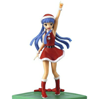 【中古】 バンダイ かんなぎ 組立式クリスマスフィギュア 01.ナギ画像
