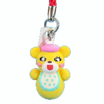 【中古】 タカラトミーアーツ 3月のライオン 和おもちゃ根付 05.ウミノグマ起き上がりこぼし画像
