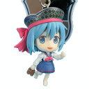 【中古】 バンダイ 一番くじプレミアム 魔法少女まどか☆マギカ Magiccraft J賞ストラップ 美樹さやか