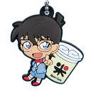 おもちゃ屋YA!楽天市場支店で買える「【中古】 くら寿司限定 名探偵コナン から紅の恋歌 ラバーマスコット 江戸川コナン(シャリコーラ」の画像です。価格は280円になります。