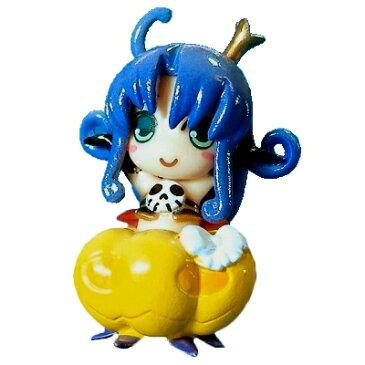 【中古】 トイ・プラ WAGA魔々かぷりちお メリッサコレクション 黄カボチャ(脱着可能)