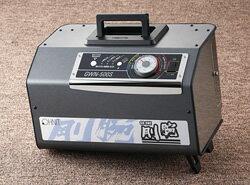 【オゾン発生器】【オーニット(OHNIT)】剛腕GWN-500S【業務用・ホテル・旅館・車輌・ハウスクリーニング・レンタル業など】
