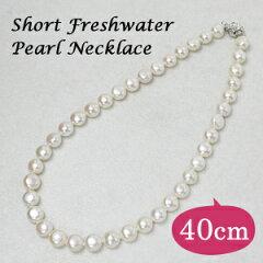 【新入荷】【数量限定】楽ギフ対応,あの大人気ネックレスに長さ違いが新登場!大粒淡水真珠でボリュ…