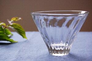 ガラス工芸 塩谷由佳乃 shiotani yukano 吹きガラス きらきらデザートカップ