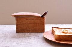 200g用バターケースもあります。450g用 カルピスバターケース & バターナイフ TANBANANBA 木の...
