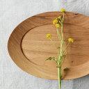 木工房玄 高塚和則 くるみ オーバル皿  楕円 サラダ パスタ カフェ おしゃれ 木製 作家 日本製