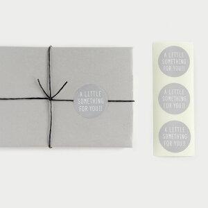 メール便対応●紙もの雑貨KNOOPLITTLESOMETHINGシール30枚セット●おすそ分けにお土産に