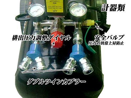 【即納】【送料無料】DUTYJAPAN40Lタンク3馬力エアーコンプレッサー