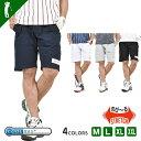 SALE ゴルフウェア メンズ パンツ 夏 ショートパンツ ...