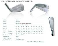 【カスタムオーダー】三浦技研MB8501+NS850GH【miuragolf】