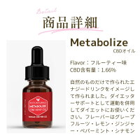 Kat'sNaturalsCBDオイルメタボライズ15ml250mg1.66%食欲フルーティー味キャッツナチュラルズMetabolizeカンナビジオールヘンプオイルグレープフルーツレモンジンジャーペパーミントシナモン食前cbdカッツ