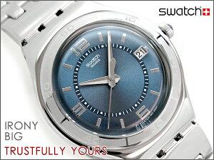 Swatch IRONY BIG スウォッチ メンズ 腕時計 TRUSTFULLY YOURS トラストフリー・ユア?ズ YGS45...