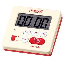 【SEIKO CLOCK】 セイコークロック コカ・コーラ COCA COLA キッチンタイマー デジタル AC603C