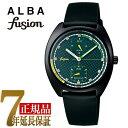 セイコー アルバ フュージョン SEIKO ALBA fusion 90'fashion クォーツ ユニセックス 腕時計 AFSK403