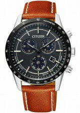 Citizen COLLECTION citizen collection men watch ecodrive chronograph black brown BL5495-05E