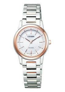【CITIZENEXCEED】シチズンエクシードペアモデルレディース腕時計エコ・ドライブEX2074-53A【送料無料】【正規品】