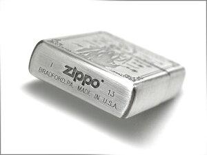 【ZIPPO】ジッポオイルライターマリアシルバーMARIA-SV